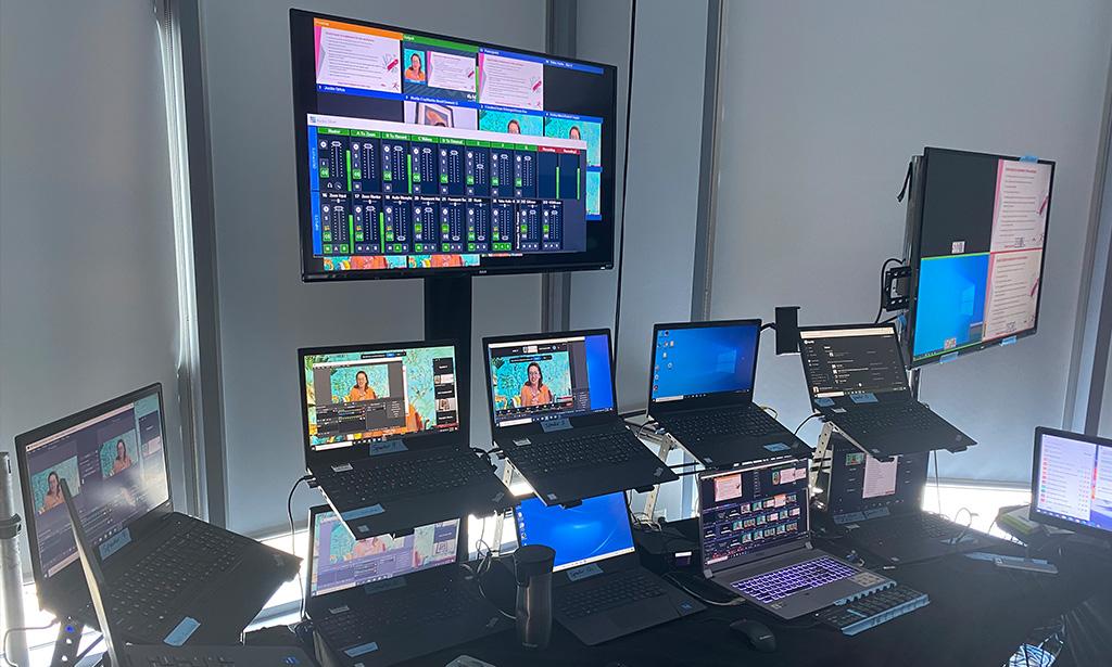 virtual studio one to one